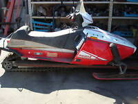 1989 YAMAHA PHASER SHORT TRACK FOR PARTS ONLY