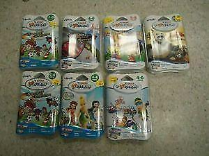 NEW SEALED VTECH VSMILE MOTION GAMES
