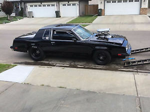 82 Olds Race Car For Sale