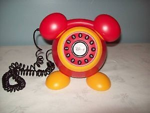 MICKEY/MINNIE TELEPHONE