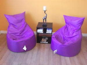 GOOD QUALITY BEAN BAG CHAIRS - FROM PAN AM GAMES Kitchener / Waterloo Kitchener Area image 2