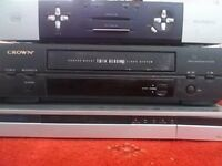 Non working DVD player, VHS Player and Sky box-take the lot