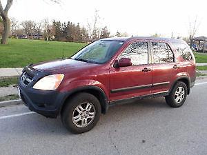 2002 Honda HR-V SUV, Crossover