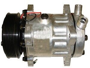FORD SANDEN A/C COMPRESSOR 12V 6 GRV 119mm CLUTCH 520-4328