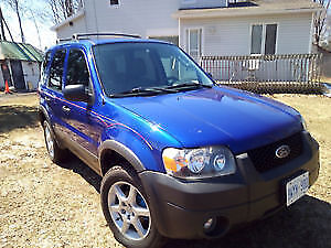 2006 Ford Escape SUV, XLT, or trade for music PA gear...?