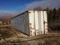 48' Storage containers