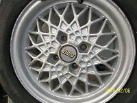 BBS RA 14 inch alloy wheel