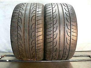 215/55R17 set of 2 Toyo Used (inst.bal.incl) 80% tread left