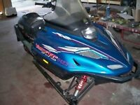 PARTING OUT SNOWMOBILE PARTS