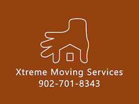 Xtreme Moving Service  short notice call 701-8343