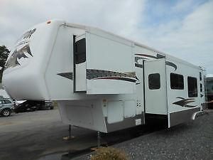 Toy Haulers Used Towable RVs Campers eBay