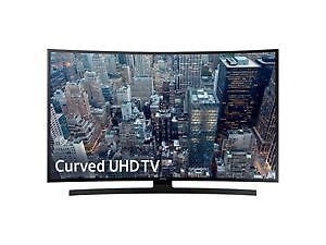 65 Inch 4K-UHD-SMART-CURVED - Im Selling or Trading