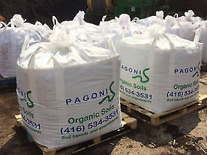 worm castings and organic soil
