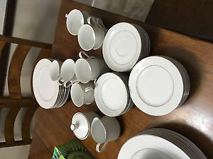 Crown Victoria fine china set