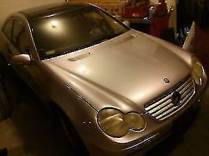 2003 Mercedes-Benz C-Class Hatchback supercharged