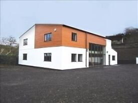 615sq ft Semi-serviced office space to rent in Bristol