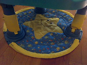 Evenflo 2-in-1 Exersaucer/Playmat *foldable for travel!* (OBO) Windsor Region Ontario image 2