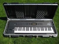 Korg X3 PLUS Custom SKB Case - REDUCED!