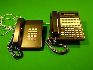 Nitsuko telephone system