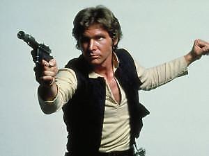 Harrison Ford als Han Solo