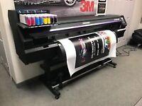 Mimaki CJV150-130 Printer and cutter