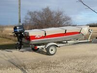 Fishing boat and motor stolen ( please help)