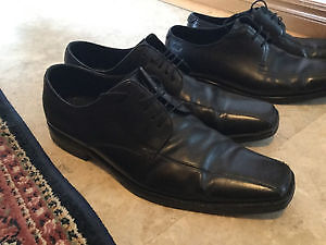 Nice condition -3 pairs of Hugo Boss shoes