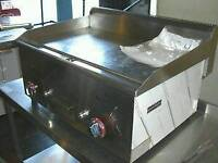 Lpg infurnus griddle new