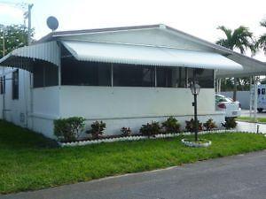 Maison mobile double à louer Deerfield Beach Floride