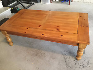 Very solid coffee table. Need gone today. Reduced to $50