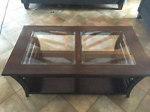 Coffee Table + End Table