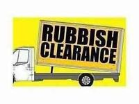 ? WASTE REMOVAL (WASTE CARRIERS LICENCE HOLDER) ANY RUBBISH CLEARANCES MAN AND VAN SAMEDAY SERVICES