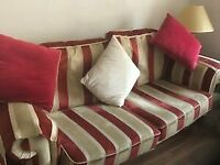 Sofas - Beautiful condition - too big for room