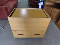 20% OFF ALL ITEMS SALE - Filing cabinet for suspension files - Can Deliver For £19