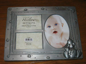 Lovely metal multi-picture frame, unused.