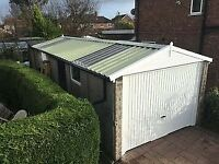 Garage roof WANTED
