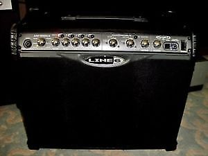 line 6 spider two combo amp
