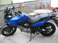 2008 650 Vstrom with ABS