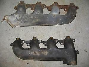 BBC Exhaust Manifolds.