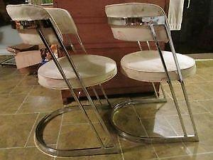 Wanted-1960's chrome chairs by Samton Metal Equipment