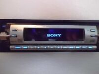 SONY CDX-RA650 CD/MP3/WMA/RADIO CAR MEDIA PLAYER - MINT CONDITION!