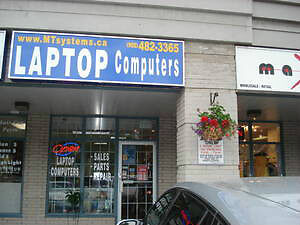 Laptop LCD or LED Screen Replacement Toronto