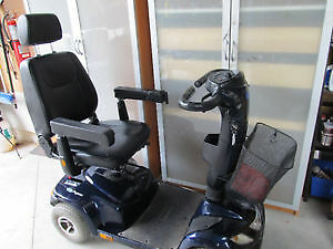 Invacare Pegasus Scooter  scooter 400 lbs capacity .