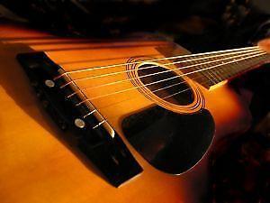 Stadium Sunburst Acoustic Guitar