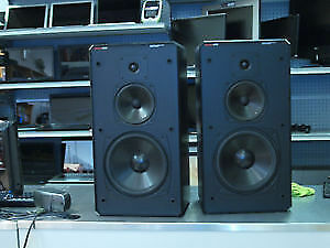 Boston Acoustics HD10 speakers