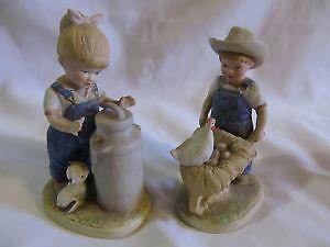 Denim Days Figurines Ebay