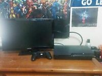 Ps3 and Samsung tv sale looking for 300 or best offer