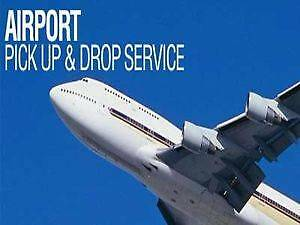 Airport Drop Off and Pick UP - F & E Transport Service Caulfield Glen Eira Area Preview