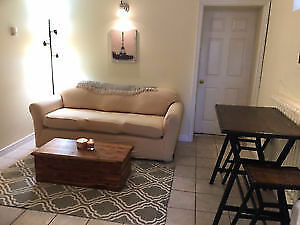All inclusive SOUTH END bedroom in 2 bedroom apt