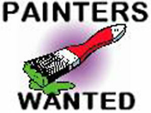 Need A Few Painters for a project WILL PAY CASH!